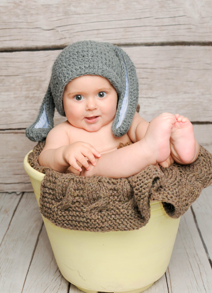 Poznań fotografia niemowląt