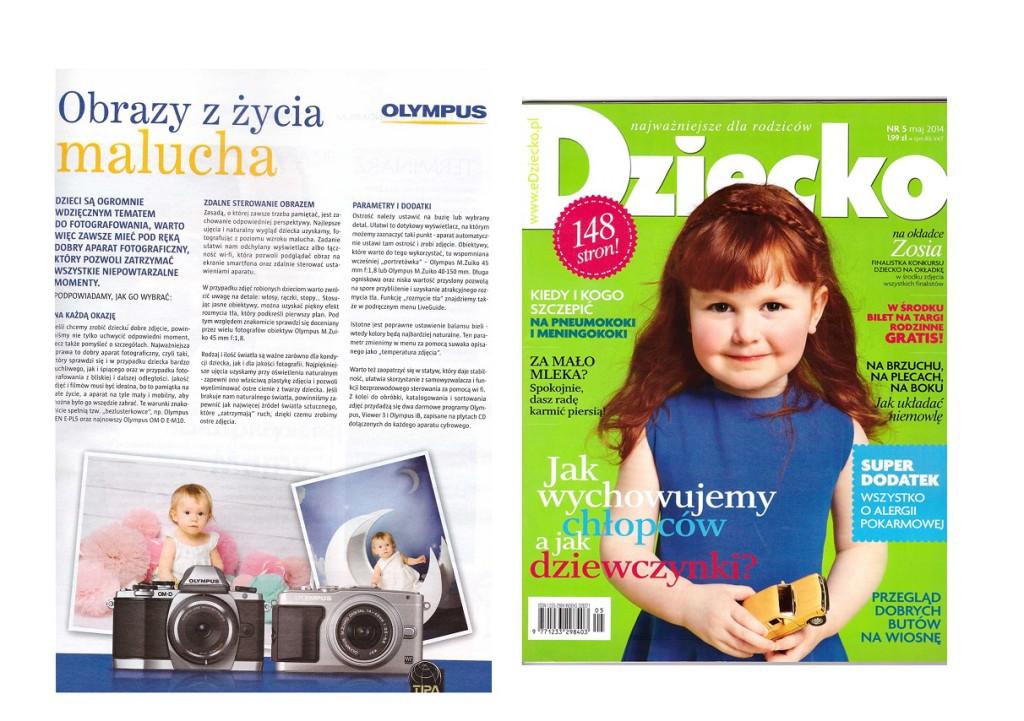 fotografia dziecięca poznań miesięcznik dziecko poznań