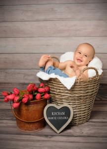 fotografia dziecięca i niemowlęca w poznaniu